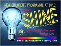 Shine! - Children's Programme