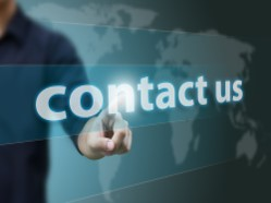 Church and Organisation contact details - click here