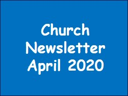 Spring April 2020 Newsletter